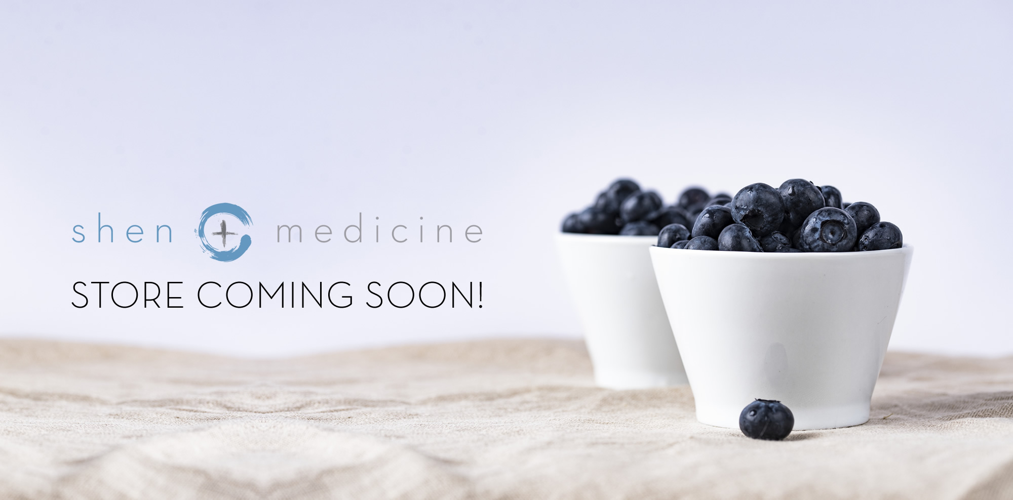 Shen Medicine Store - Coming Soon